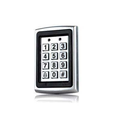 China 12-24V Gate Opener Wired Access Control Keypad Suppliers