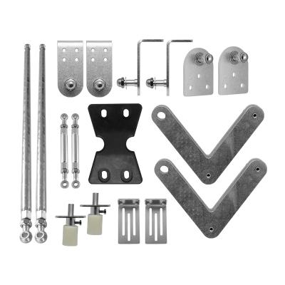 China Bi-Folding Hardware Door Opener Kit Suppliers